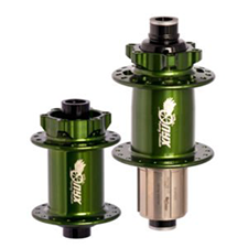 Onyx-hub-option-Anodized-Green