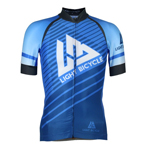 Comfortable road bike jersey ZIP mens road cycling jersey