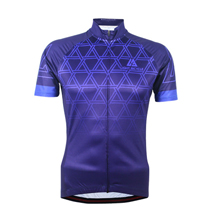 Lightweight mountain bike XC jersey ZIP mens cycling jerseys