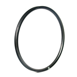 AM727 asymmetric rim profile carbon 650b inch carbon rims mtb