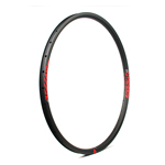 XC923 asymmetric rim profile carbon 29er bike rims