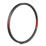 AM933 asymmetric rim profile carbon 29 inch carbon rims mtb