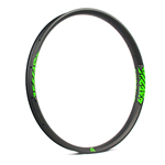 Carbon beadless 50mm wide bicycle 650b rims for 27.5 plus bikes tubeless compatible