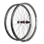 beadless carbon 29er wheelset 35mm wide tubeless compatible hand-built mtb 29er wheels