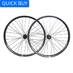 Hand-built XC925 asymmetric rim profile carbon fiber mtb 29er wheels