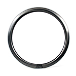 700C road bicycle rims 28mm wide 45mm deep symmetric clincher road disc brake available