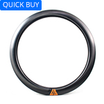 700C road bicycle rims 28mm wide 55mm deep symmetric clincher road disc brake available