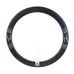 Road bicycle rims 30mm wide 56mm deep aero clincher road disc brake available