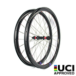 700C tubeless bike wheels 32mm wide 38mm deep clincher for cyclocross road and gravel bikes