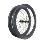 700C Gravel Optimized Aero Shape 65mm depth 32mm width hand built carbon road disc wheels for road cyclocross and gravel