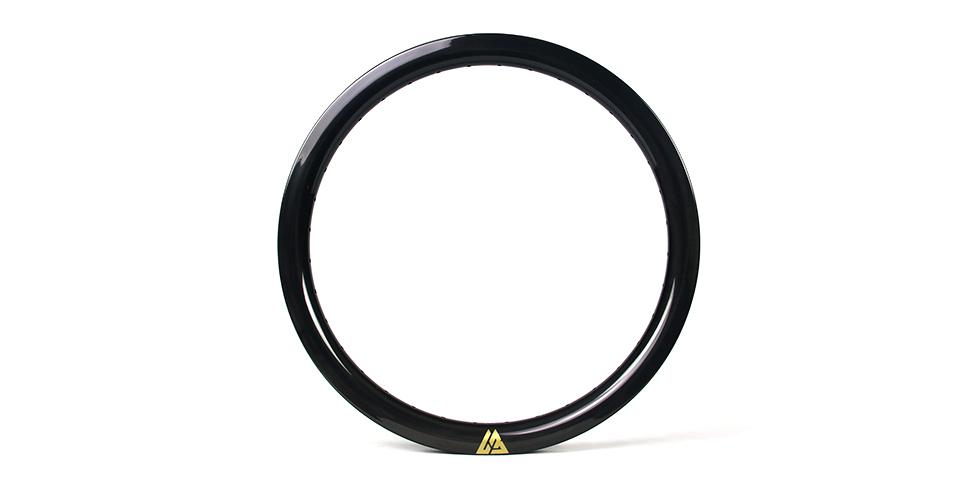 BMX carbon wheel