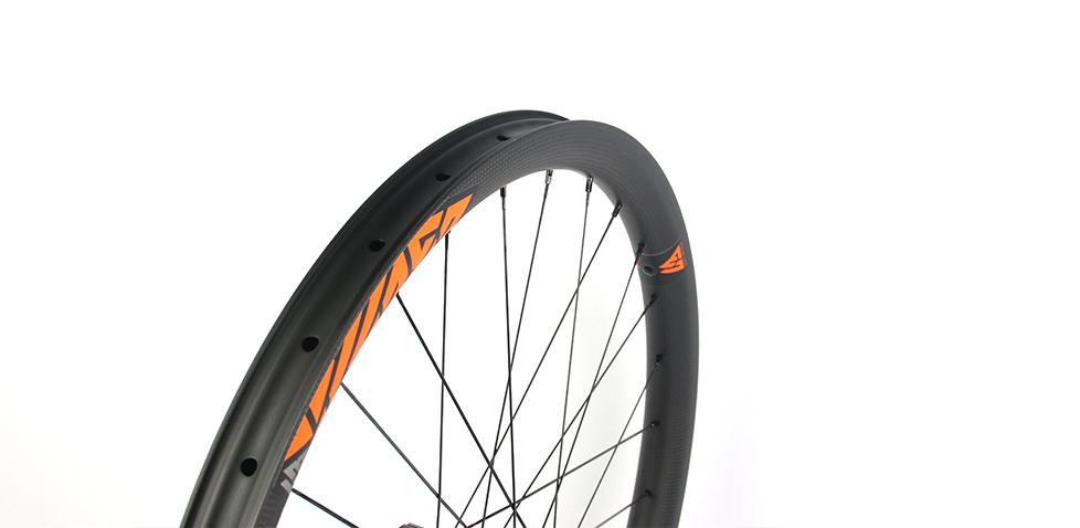 DH-wheels