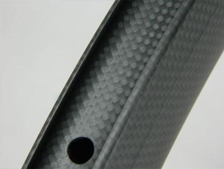 45mm U shaped Road bike rim UD bed