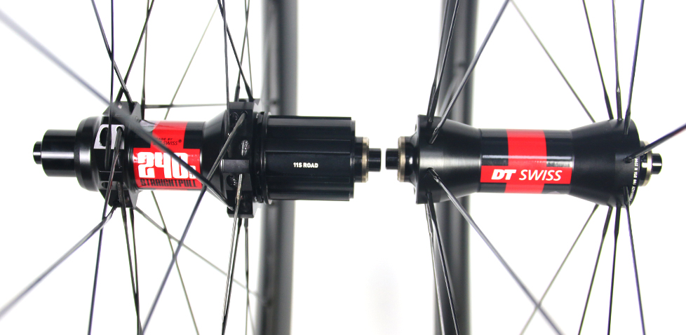 aero-benefit-carbon-road-wheel-with-DT-Swiss-hubs