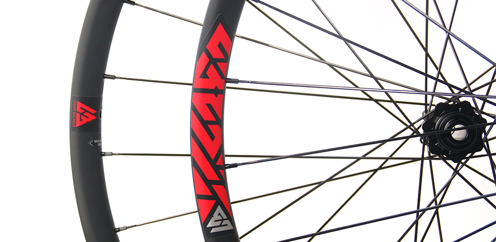 700C gravel carbon wheels super light
