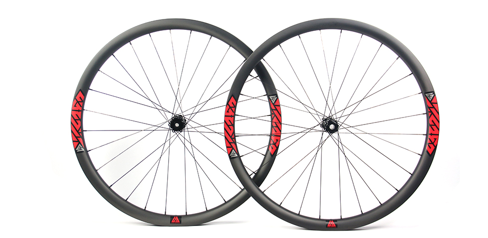 Toray-T800-Carbon-Gravel-Wheelsets