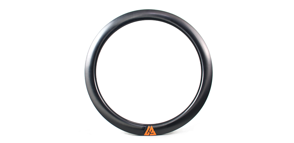 paintless finish carbon hoop
