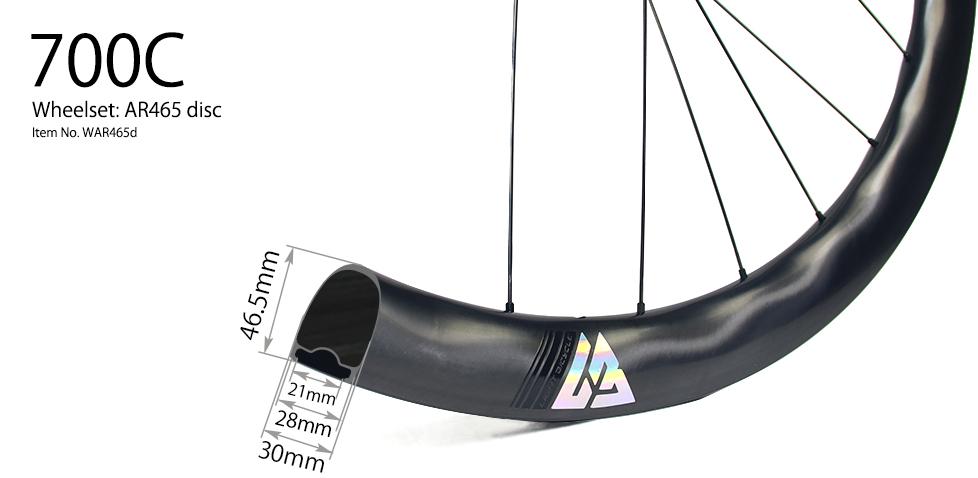 AR465-disc-carbon-road-wheelset