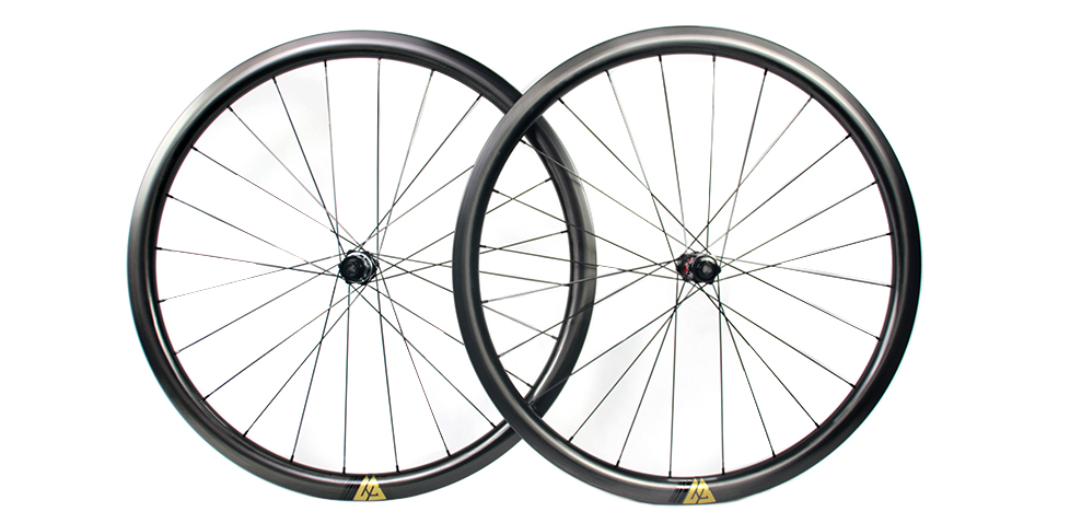 reliable and subtle bicycle wheels