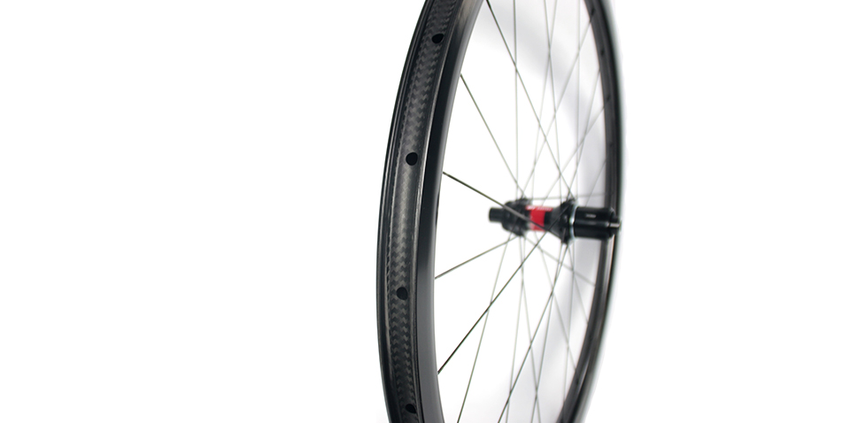 WR35 road disc light bicycle carbon hoops