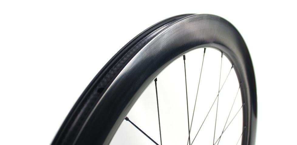 super light AR55 carbon wheels