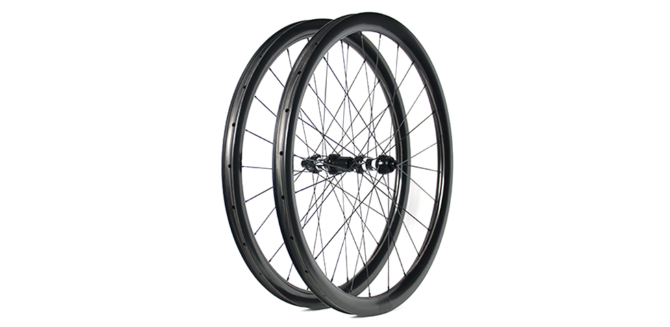 Toray-T800-Light Bicycle-gravel-wheels