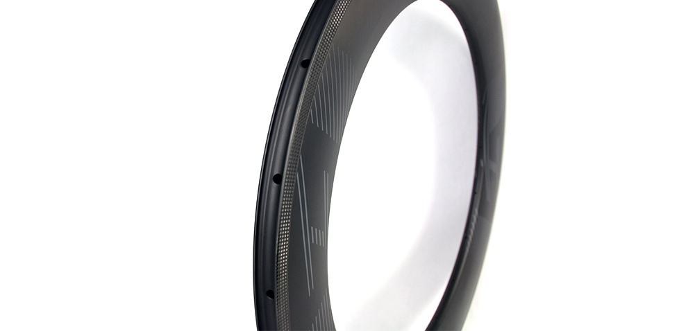 deep high carbon rims with graphene technology