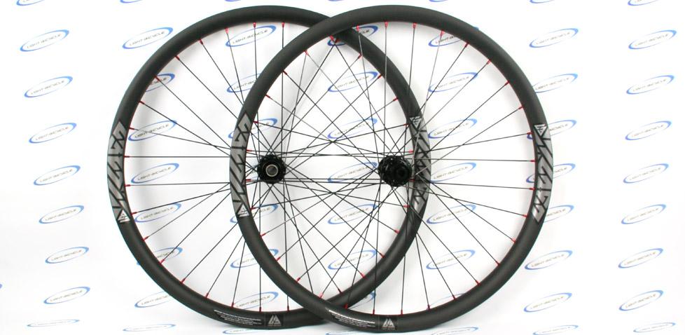 wide mtb wheels