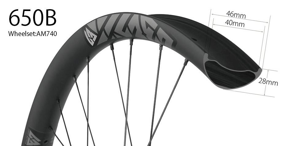 mtb wheels 650b