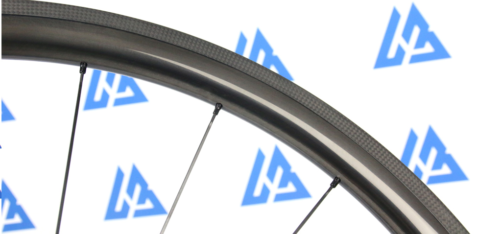 35mm depth 700c carbon rims