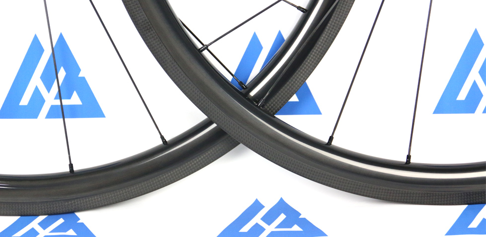 carbon clincher wheelset disc brake