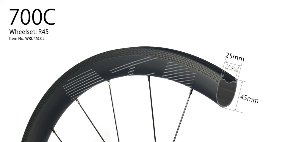aero-dynamic-profile-carbon-bicycle-road-wheel