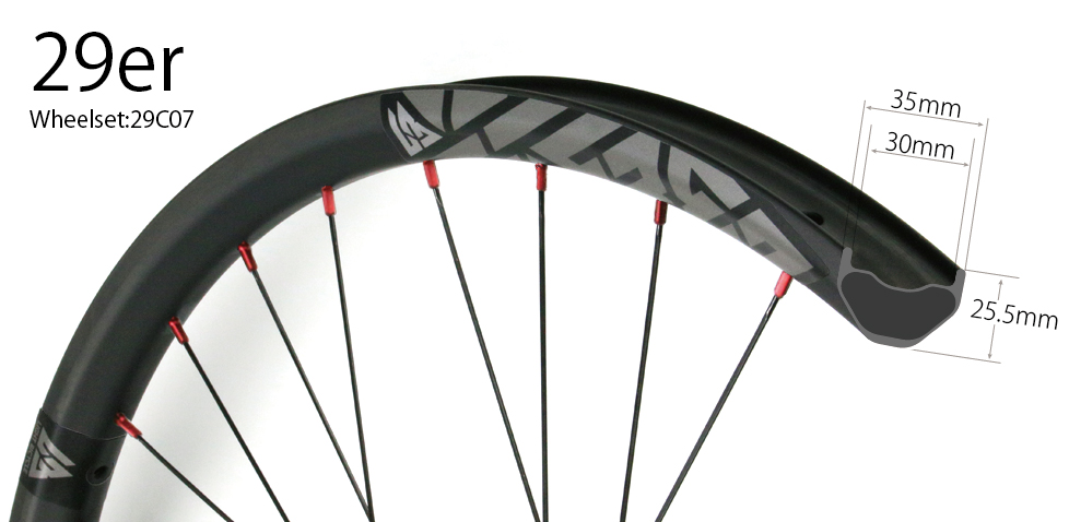 hope wheels mtb