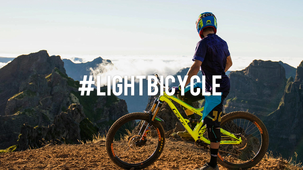 lightbicycle-Share the fun of riding with LB
