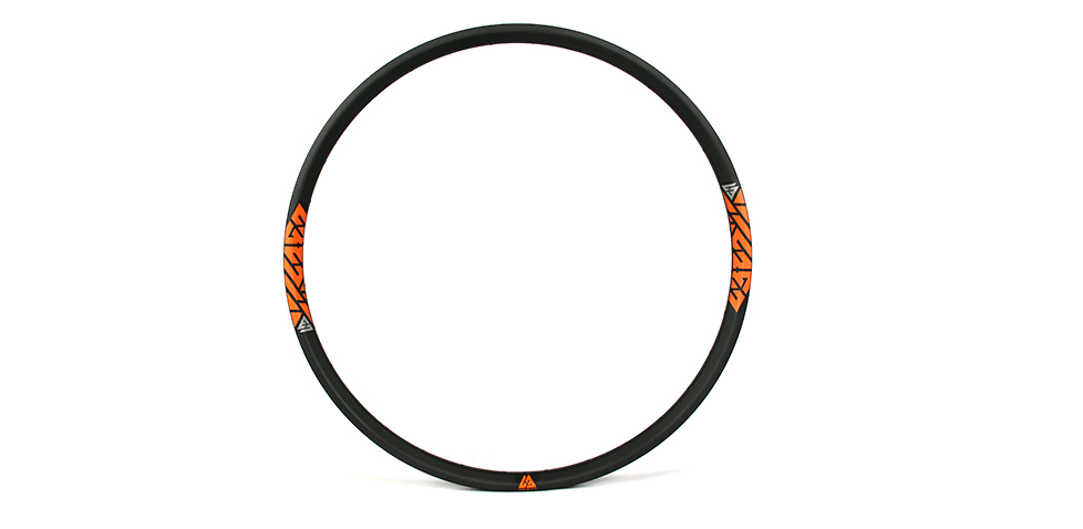 Wider Mtb 26er Carbon Bike Rim 26 Inch Rims Tubeless Compatible