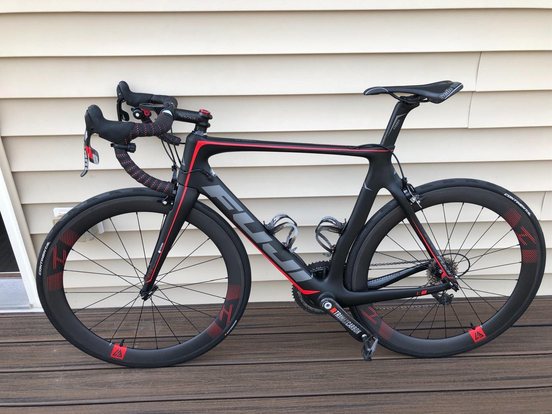 AR56-carbon-wheelset-on-2016-Fuji-transonic-sl-frame