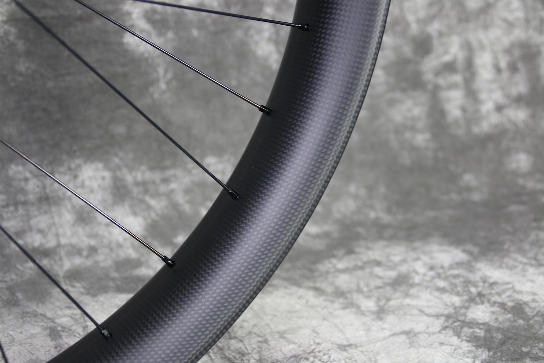 matte-finish-paint-3k-weave-carbon-fiber-rim-wheel