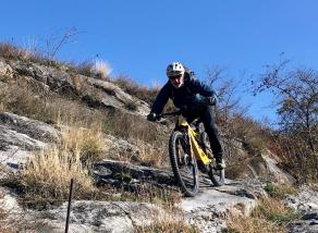 late-autumn-mountain-bicycle-riding-downhill