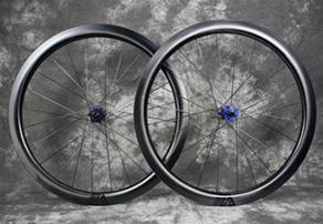 falcon-pro-700c-ar45-all-road-carbon-wheels-with-carbon-ti-x-hub-sp-disc-blue-color