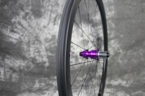 46mm-tubeless-aero-carbon-wheel-road-disc-brake