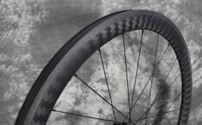 AR46-non-disc-carbon-wheel-12k-twill-vertical-weave-matte-finish