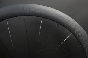 ar46-road-disc-46mm-depth-hexa-comb-weave-matte-finish-carbon-wheel