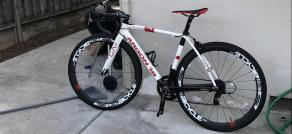 argon-18-gallium-pro-road-rim-brake-framset-with-light-bicycle-ar46-aero-carbon-wheels