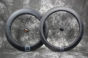Front-R65-Rear-r88-non-disc-road-carbon-wheelset-grey-decal
