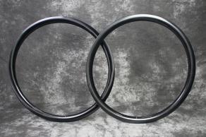 wr35-650b-disc-road-Unidirectional-UD-fiber-weave-paintess-finish-carbon-rims