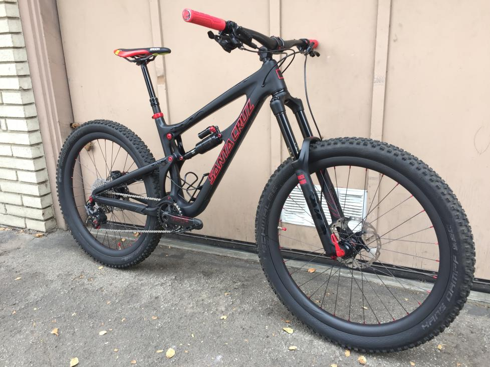 650b Mountain Bike Wheels